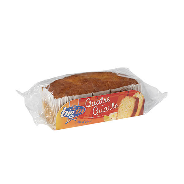 Brioche Big'in - Quatre Quarts