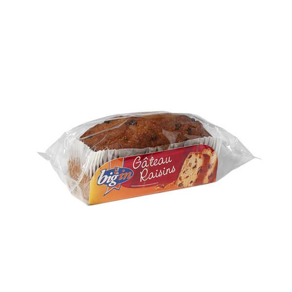 Brioche Big'in - Gâteau aux Raisins