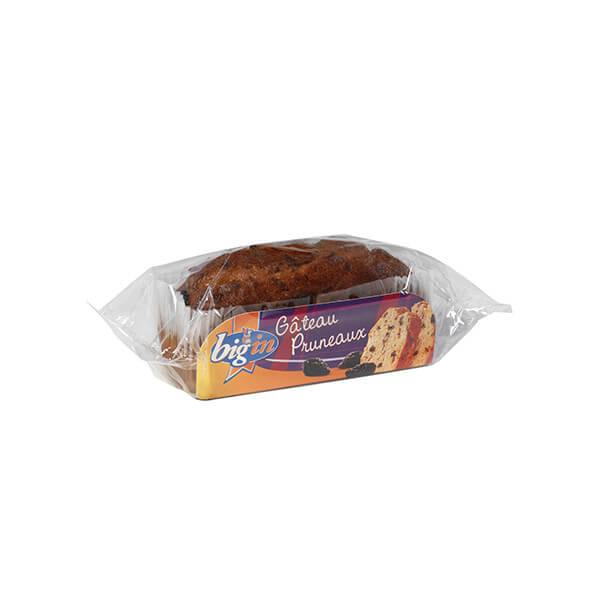 Brioche Big'in - Gâteau aux Pruneaux